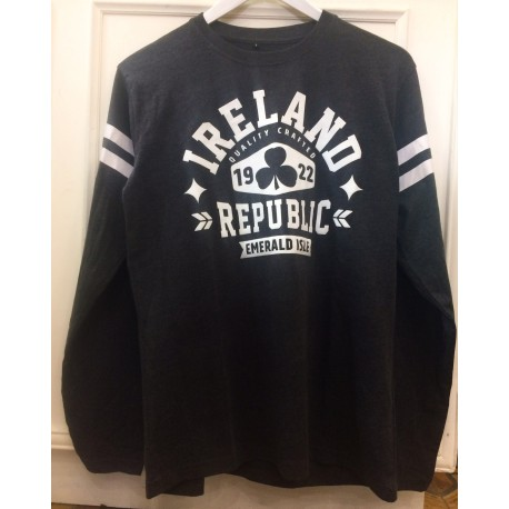 "CAMISETA GRIS ""IRELAND REPUBLIC 1922"""