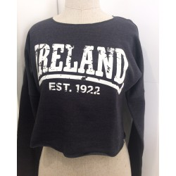 "Top Sudadera ""Ireland"""