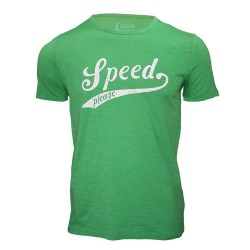 "Camiseta algodón orgánico ""SPEED please"""