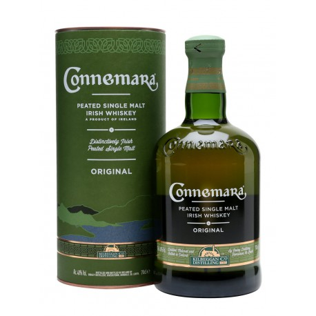 Whisky Connemara Peated Single Malt