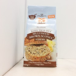 MULTISEED BROWN SCONES MIX